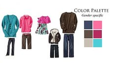 """What to Wear for Family Photos"" » Barca Designs Blog this color palette for family photos"