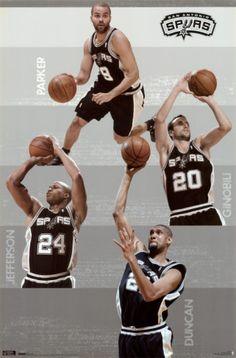 <3 San Antonio Spurs Poster <3