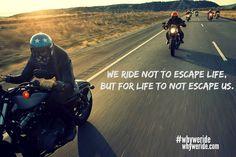 Mercenary: Why We Ride #WhyWeRide #Mercenary #MercenaryGarage