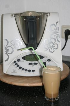 Thermomix TM 31 Kaffee Latte