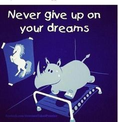Totally have this shirt, and wear it when I work out! I WILL be a unicorn if it kills me! <3 Hungry Hungry Hippo
