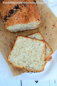 Ekspresowy chleb na jogurcie Apple Cinnamon Bread, Banana Bread, Amish White Bread, Bulgarian Recipes, Bread Bun, Yummy Food, Tasty, Other Recipes, Bread Baking