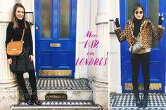 Quem aí acompanhou a minha viagem a Londres? Fiz vários snaps e postei diversas fotos no Instagram, foi tudo ótimo e rendeu muita coisa boa que vocês ainda vão ver por aqui.  E quem pôde ver um pouquinho do que rolou, com certeza me viu na frente de uma porta azul mega fofa – onde fiz a maioria dos meus looks, não poderia perder esse cenário, né? – E foi nesse lugar lindo e super característico que fiquei hospedada. Nada de hotel, quartos impessoais e com horário para o café da manhã. Sim…