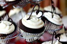 cupcake idea - mocha cupcakes
