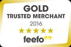 FEEFO GOLD Trusted Merchant 2016 - read our reviews. #ergoflex-uk