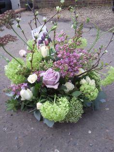 Funeral & sympathy flowers- Libby Ferris Flowers, Norwich, Norfolk