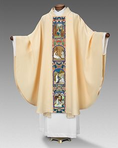 CM Almy | Life of Mary Chasuble and Stole