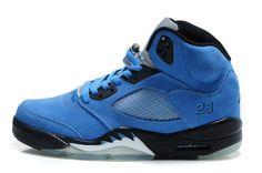 https://www.hijordan.com/air-jordan-5-retro-suede-true-blue-black-p-540.html Only$81.55 AIR #JORDAN 5 #RETRO SUEDE TRUE BLUE BLACK Free Shipping!