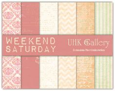 SATURDAY :: UHK Gallery