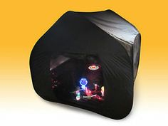 Sensory, Blackout Pop-Up Tent Special Needs Autism Light Up Dark Den