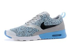 low priced ebd16 71b8f Nike Air Max Thea Print Dames Differentiation Grijs Zwart