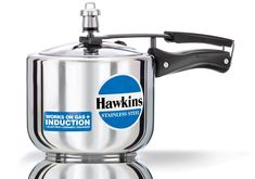 Hawkins Model B-33 3 L Tall Stainless Steel Pressure Cooker, Small, Silver *** Tried it! Love it! Click the image. : Pressure Cookers