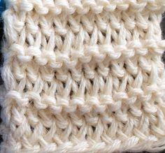 Учимся вязать на луме (Loom knitting). Урок третий: удлинённые петли и набор узелками - Ярмарка Мастеров - ручная работа, handmade