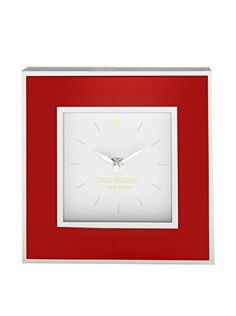 The Jay Companies Square Clock Red >>> Learn more by visiting the image link.