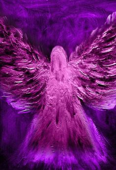 Purple angel light represents mercy and transformation. This ray is part of the metaphysical system of angel colors based on seven different light rays: blue, yellow, pink, white, green, red, and purple. Some people believe that the light waves for the seven angel colors vibrate at different electromagnetic energy frequencies in the universe, attracting the angels that have similar kinds of energy.❤️☀️