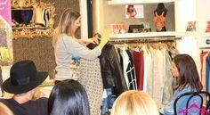 De Cielo Palma Showroom otoño-invierno - Presentando la colección de esta gran tienda! El estilo folk también para la mujer más urbanita al combinarlo con una cazadora de piel. Te enseñamos cómo hacerlo, contacta en www.palmashoppers.com