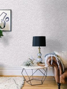 Self adhesive Cute Spot pattern Wallpaper / Scallop Removable Wallpaper / Wall Mural / Polka dot Wall sticker - 140 PARIS/ SNOW by Betapet Washable Wallpaper, Self Adhesive Wallpaper, Wall Wallpaper, Pattern Wallpaper, Polka Dot Wallpaper, Wallpaper Ideas, Fabric Wallpaper, Wall Stickers Paris, Polka Dot Walls