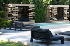 Outdoor daybed by ju