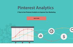5 Ways To Use Pinterest Analytics To Improve Your Marketing You Know Where, Did You Know, Pinterest Marketing, 5 Ways, Wednesday, Improve Yourself, Social Media, Tips, Social Networks