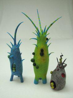 andrea graham: pod sculptures carry seeds of change