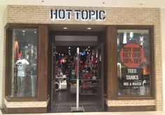Hot Topic Store Playing Dress Up In 2019 Hot Topic