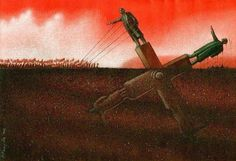 SATIRE ILLUSTRATION - Polish artist Pawel Kuczynski creates thought-provoking illustrations that comment on social, economic, and political issues through satire. Satire, Satirical Illustrations, Political Art, Political Sociology, Political Issues, Question Everything, Art Academy, Thought Provoking, Caricature