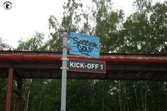 Der erste Kick-off - wie weit kommste?