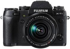 Fujifilm X-T1 mirrorless camera officially announced