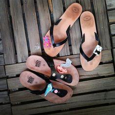 Detachable shoe designs!