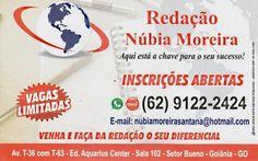 Eu recomendo Núbia Moreira Sant'Ana- Setor Bueno, #Senador Canedo, #Goiás, #Brasil