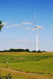 L'éolienne transforme l'énergie cinétique en énergie mécanique qui produit par la suite de l'électricité. 3 Mots Clefs:Durable,électrique,naturel