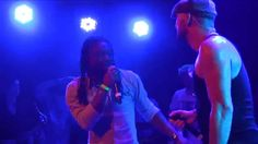 "Torch feat. Gentleman ""Good Reggae Music"" live @ Fabrik, Hamburg backed ..."