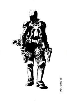 — Agent Venom by Paul Moore