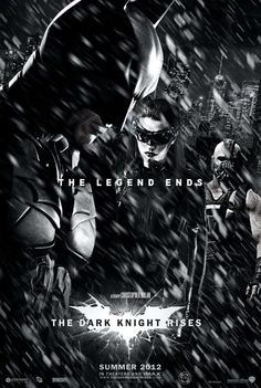 The Dark Knight Rises Posters ..