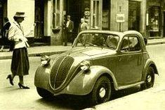 Fiat 500 Topolino (1936)