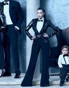Monica Rose: 2011 Kardashian / Jenner / Odom / Disick Christmas Card