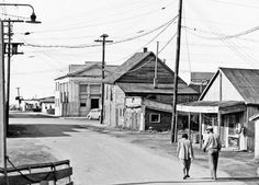 Crisfield, Maryland. C1930's. Really hasnt changed much haha