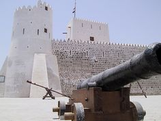 Kalba Fort - a reminder of times long past