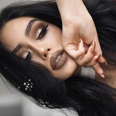 Love bold BROWS @janicejoostemaa  #anastasiabrows using #BrowDefiner in Dark Brown  #anastasiabeverlyhills