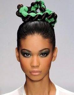 Hair Color Corner: Hair Accessories Spring 2010