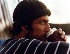 Bearded,  Irish Fisherman