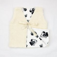 Items similar to Baby Fur Vest For Boxer Dog Sister, Organic Cotton And Plush Toddler Vest, Faux Fur Vest For Baby Girl, Baby Girl Vest, Reversible Baby Vest on Etsy Toddler Vest, Toddler Leggings, Baby Leggings, Toddler Girl, Baby Fur Vest, Adventure Outfit, Adventure Clothing, Boxer, Baby Boy Quotes