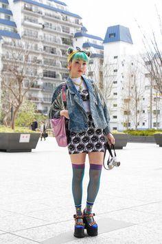 Street of Shibuya, Tokyo lindas pantis Japan Street Fashion, Tokyo Fashion, Harajuku Fashion, Kawaii Fashion, Grunge Fashion, Fashion Outfits, India Fashion, Asian Street Style, Tokyo Street Style