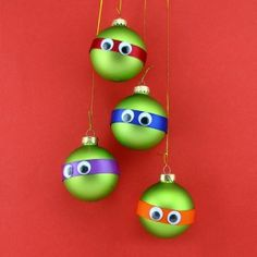 Deck the Tree with TMNT!