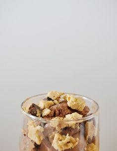 Recipe File: Chocolate Chip Cookie Dough Milkshake