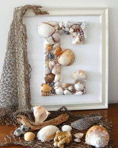 DIY Seashell Craft Projects - A Little Craft In Your Day