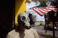 M&G Army Navy Surplus have collectible gasmasks in their inventory