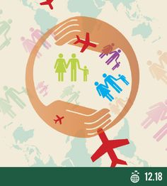 International Migrant's Day - December 18th International Migrants Day, International Days, 18th, December, Peace, Sobriety, World