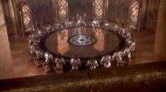 Excalibur | 1981 } Round Table