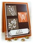 Party - Inspirational Blocks card created by Vicki Dutcher